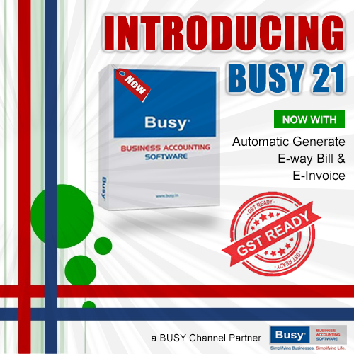 Busy 18 Accounting Sofware
